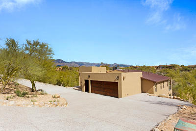 Tucson Single Family Home For Sale: 3726 N Camino Blanco