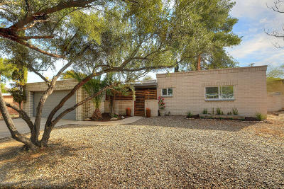 Pima County, Pinal County Single Family Home Active Contingent: 6870 E Hawthorne Circle