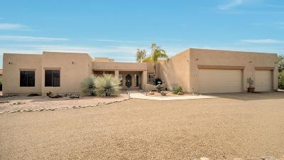 Single Family Home For Sale: 8170 N Petite Place