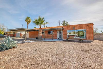 Pima County, Pinal County Single Family Home Active Contingent: 8428 E 2nd Place