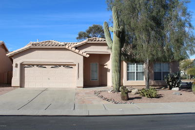 Single Family Home For Sale: 9025 N Clover Way