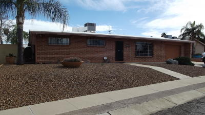 Pima County, Pinal County Single Family Home For Sale: 8526 E Kent Place