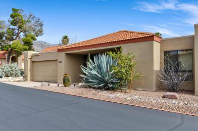 Tucson Townhouse For Sale: 5752 N Camino De Las Estrellas