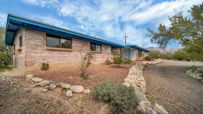 Single Family Home For Sale: 6240 N Placita Pomona