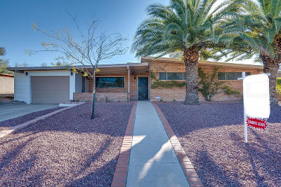 Pima County, Pinal County Single Family Home Active Contingent: 522 N Caribe Avenue