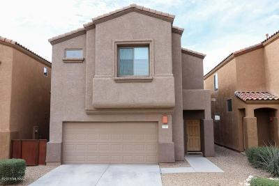 Pima County Single Family Home For Sale: 5505 N Quiet Dream Avenue