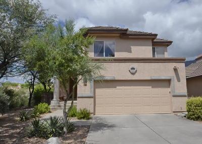 Tucson Single Family Home For Sale: 4061 E Via Del Vireo