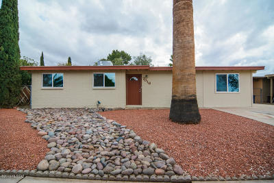 Pima County, Pinal County Single Family Home For Sale: 7016 E Mary Drive