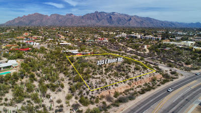 Residential Lots & Land Active Contingent: 333 E River Road