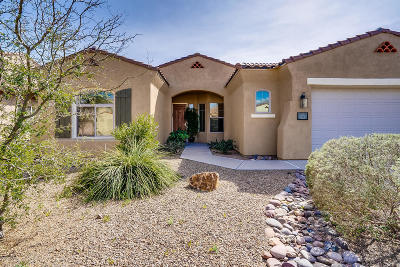 Sahuarita Single Family Home For Sale: 524 E Via Puente De La Lluvia