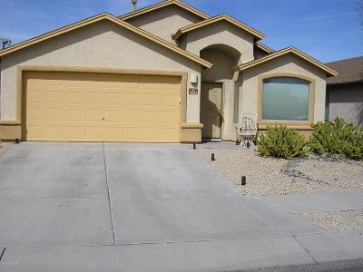 Pima County Single Family Home For Sale: 5933 E Chaucers Drive