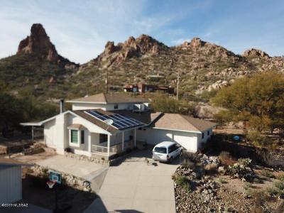 Tucson Single Family Home Active Contingent: 5824 S Arrowhead Lane