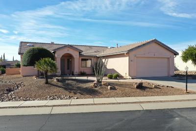 Green Valley Single Family Home For Sale: 973 W Camino Tierra Libre