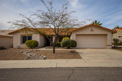 Oro Valley Single Family Home For Sale: 2313 E Coreopsis Way