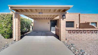 Green Valley Townhouse For Sale: 1564 W Via Del Jarrito