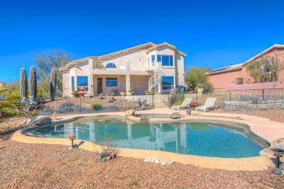 Tucson Single Family Home For Sale: 11330 N Via De La Verbenita