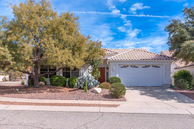 Tucson Single Family Home For Sale: 5214 N Via La Heroina