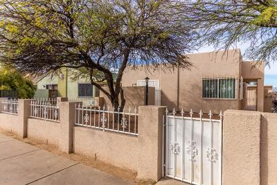 Pima County Single Family Home Active Contingent: 242 W Melridge Street