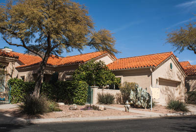Tucson Single Family Home Active Contingent: 3855 E Calle Cayo