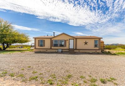 Manufactured Home For Sale: 18535 W Avra Valley Road