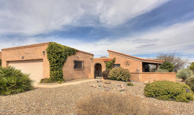Green Valley Townhouse For Sale: 824 W Desert Hills Drive