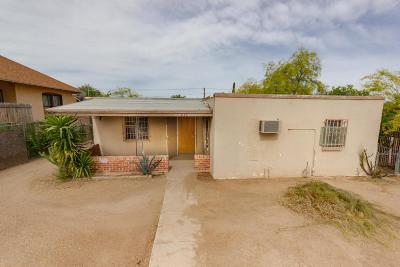 Tucson AZ Single Family Home For Sale: $189,900