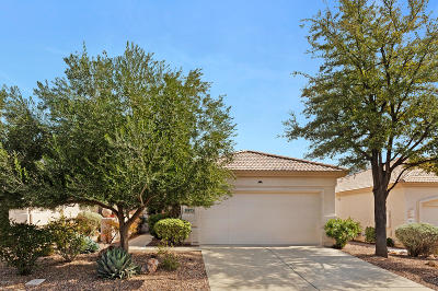 Saddlebrooke Townhouse Active Contingent: 38905 S Carefree Drive