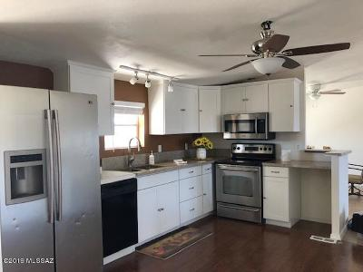 Pima County, Pinal County Manufactured Home For Sale: 13514 E Benson Highway