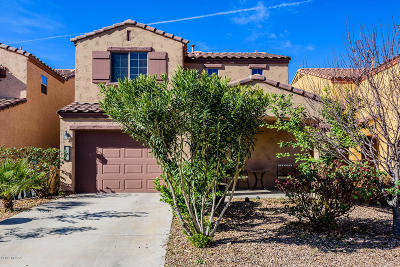 Sahuarita Single Family Home Active Contingent: 14314 S Camino Vallado