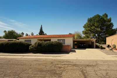 Green Valley Single Family Home Active Contingent: 726 S La Bellota