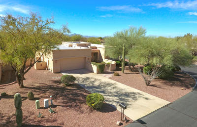 Oro Valley Single Family Home Active Contingent: 1841 W La Tanya Place