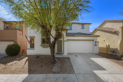 Sahuarita Single Family Home Active Contingent: 103 W Camino Rio Chiquito