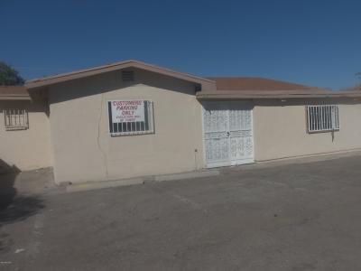 Pima County Single Family Home For Sale: 3914 S 12th Av Avenue