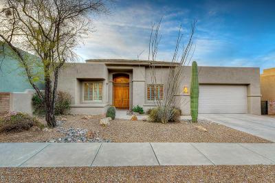 Tucson Single Family Home For Sale: 7332 E Ridge Point Road