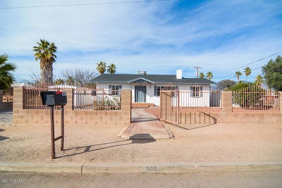 Tucson Single Family Home For Sale: 361 E Alturas Street