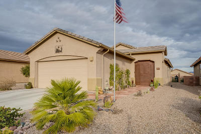 Green Valley Single Family Home For Sale: 580 N Rugged Canyon Drive