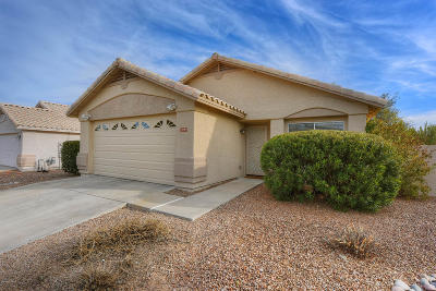 Oro Valley Single Family Home For Sale: 2095 W Double Eagle Drive