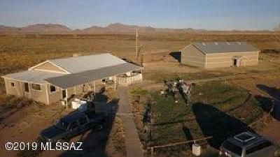 Cochise County Single Family Home For Sale: 5480 W Sunshine Lane