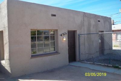 Pima County Single Family Home For Sale: 2126 S 8th Avenue