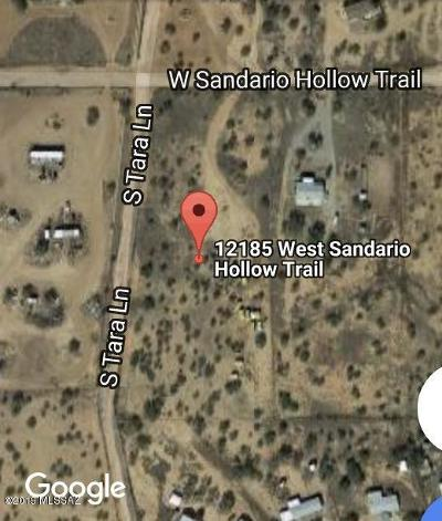 Residential Lots & Land For Sale: 12185 W Sandario Hollow Trail #7