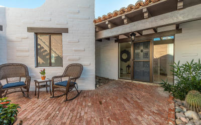 Pima County, Pinal County Townhouse Active Contingent: 6234 N Campbell Avenue