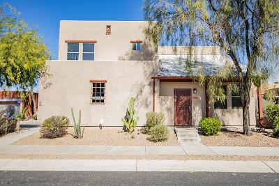Tucson Single Family Home Active Contingent: 894 W Calle Estrella De Noche