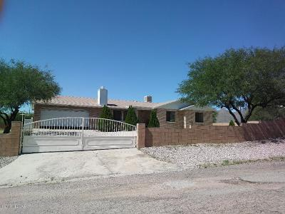 Rio Rico Single Family Home For Sale: 1162 Escorpion Court
