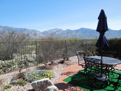 Oro Valley Single Family Home Active Contingent: 14042 N Clarion Way