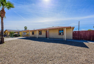 Single Family Home For Sale: 933 W Calle Medina