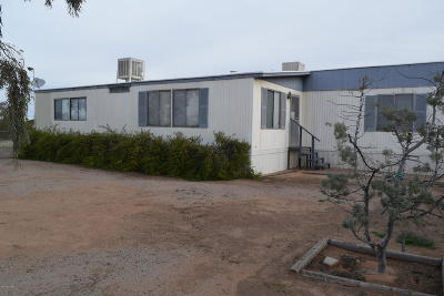Marana Mobile Home For Sale: 16270 W Snakeweed Trail