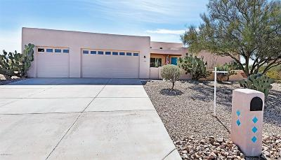 Tucson Single Family Home For Sale: 7907 W Tree Frog Trail