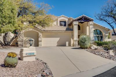Tucson Single Family Home For Sale: 10640 N Sundust Court