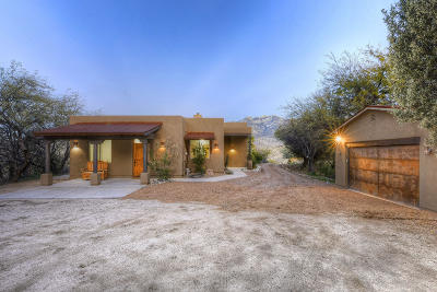 Tucson Single Family Home Active Contingent: 16331 N Lago Del Oro Parkway