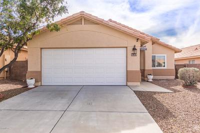 Single Family Home Active Contingent: 9342 E Marcasite Lane